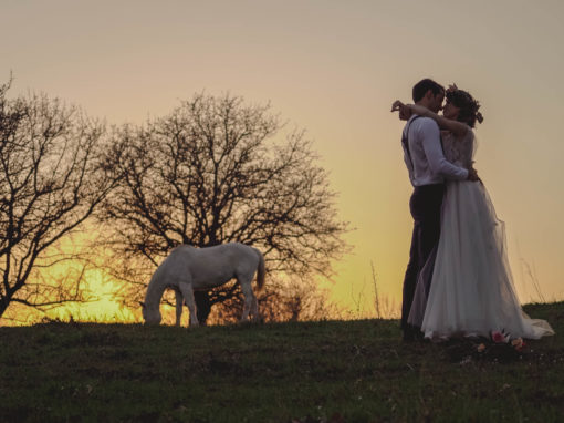 Elopement in Tuscany // wedding